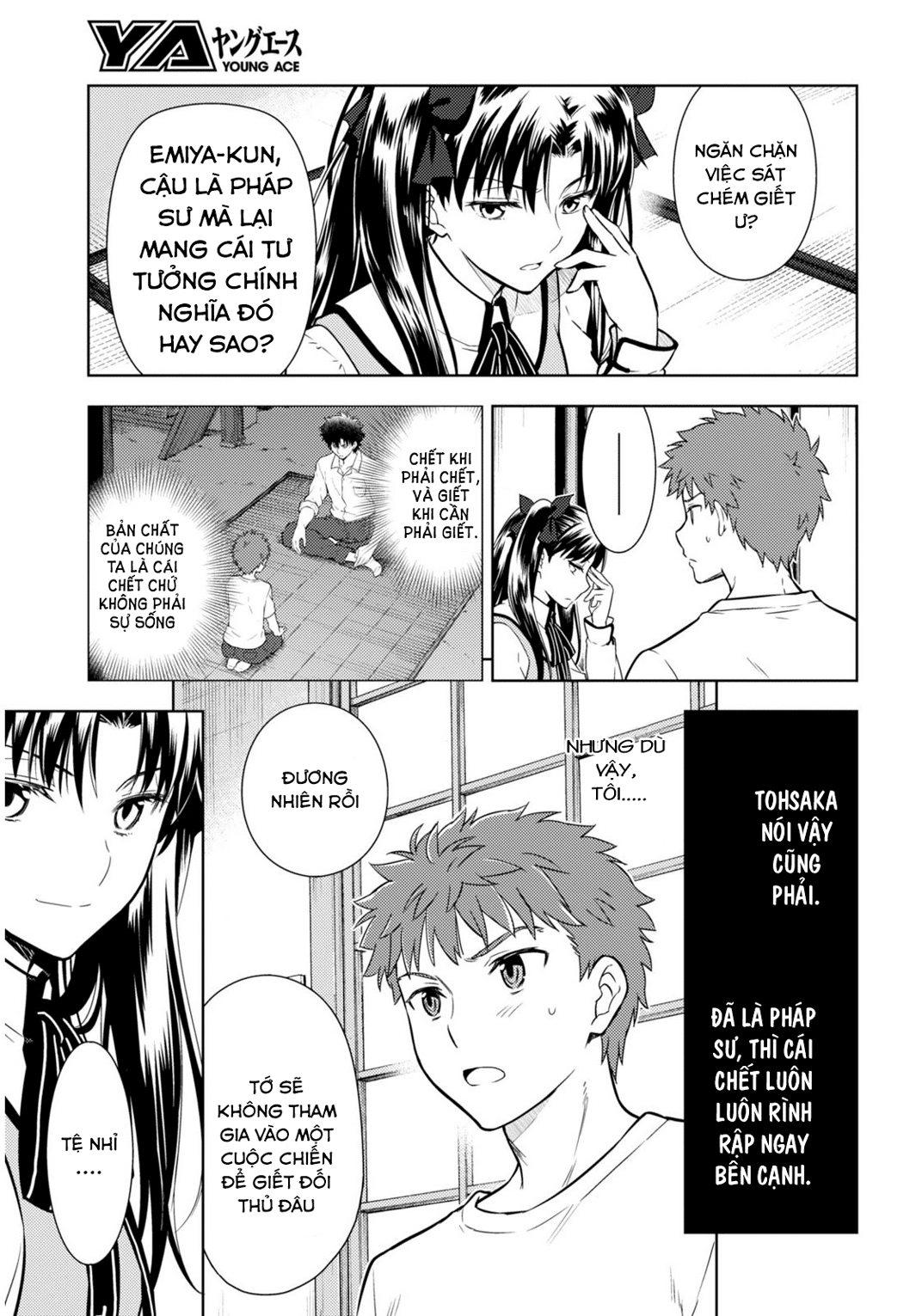 Fate/stay night Heaven's Feel chap 12 page 10 - IZTruyenTranh.com