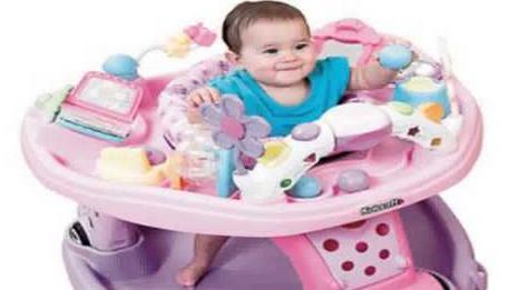 Baby Walker Untuk Bayi Perlu atau Tidak