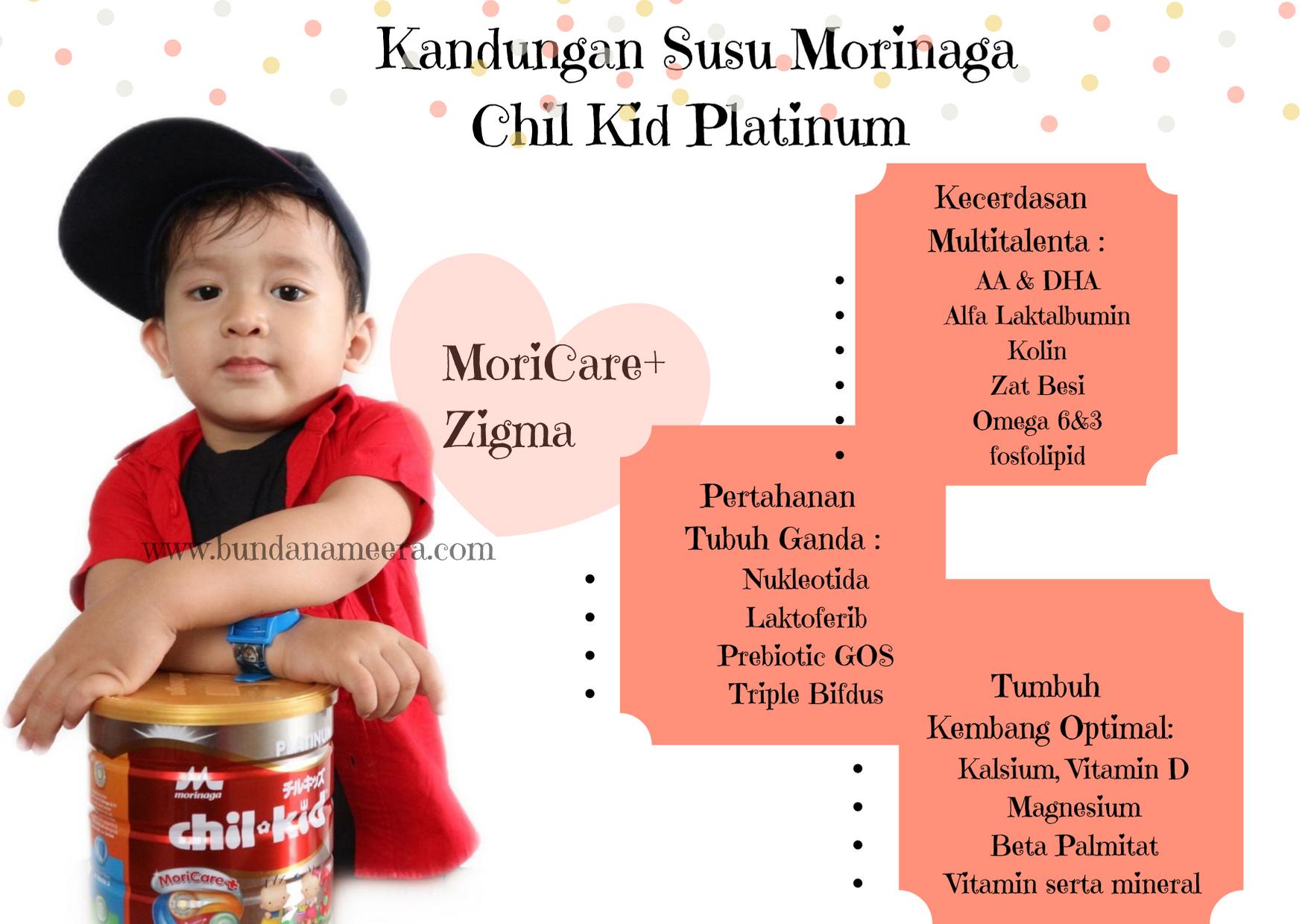 moricare+ zigma kandungan susu morinaga penunjang pertumbuhan