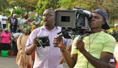 The Nigerian film industry is known as?