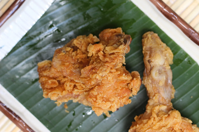 Ayam Goreng OFC (Offroad Fried Chicken)