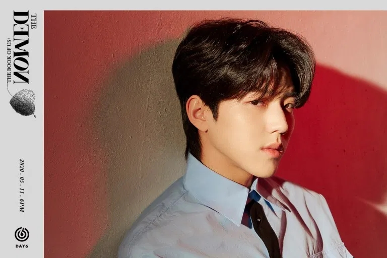 DAY6's Dowoon Spreads His Charm on 'The Book of Us: The Demon' Teaser Photos