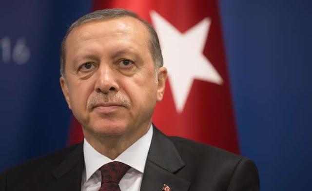 Στα χέρια του Ερντογάν πλέον όλη η εκτελεστική εξουσία