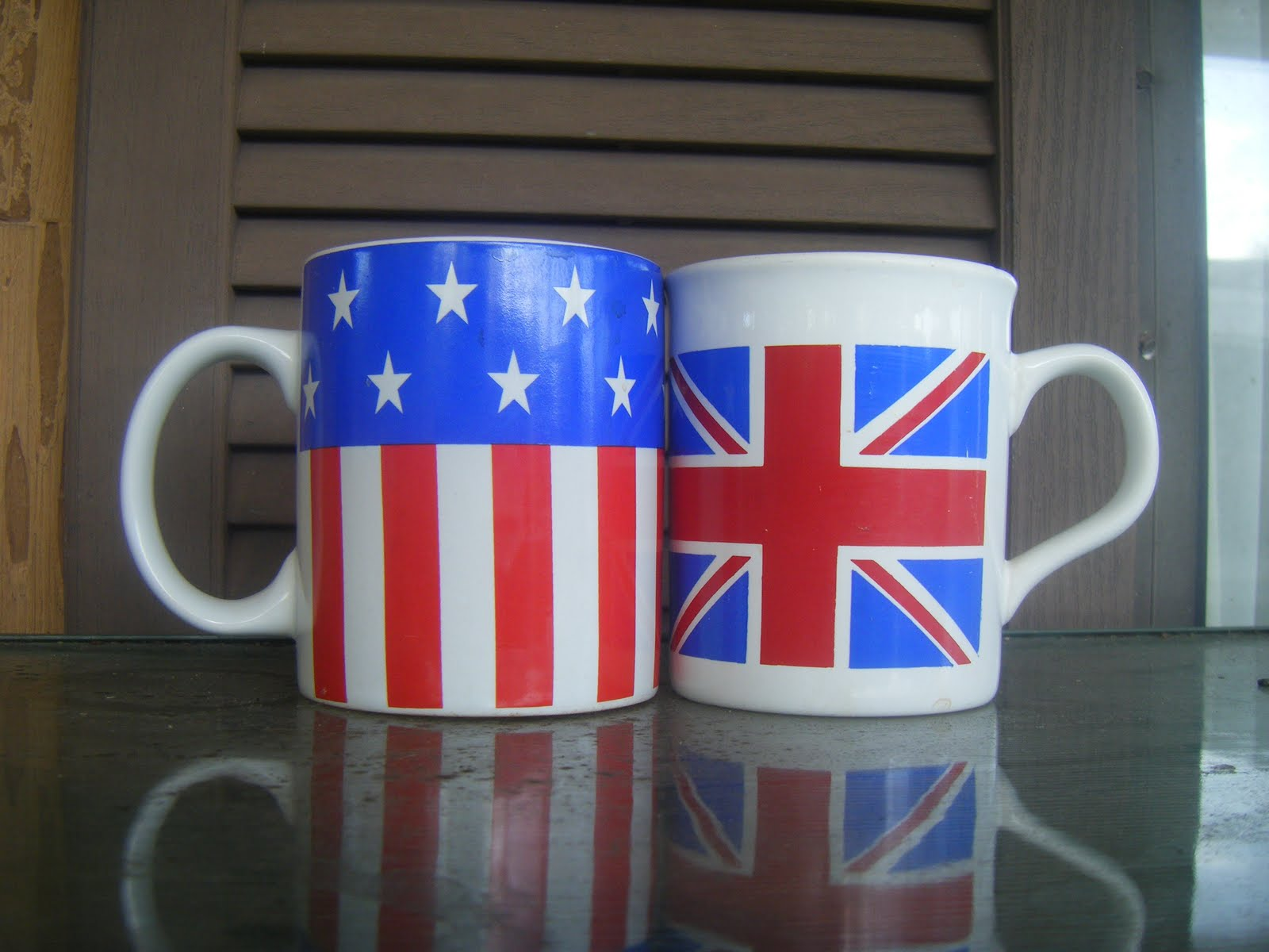 From Sheep to Alligators: Anglophilia: Americans Love the