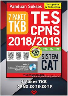 Paket TKB CPNS 2019-2020
