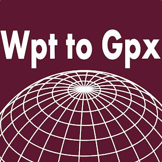 WhiterockSoftware com: wpt to gpx convert