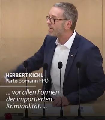 كيكل يطالب بحماية النمساويين و نيهامير يرد عليه بسؤال ذكي؟