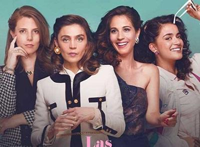 Las niñas bien HD 1080p poster box cover