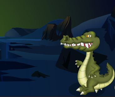 Play GamesClicker Hunger Croco…