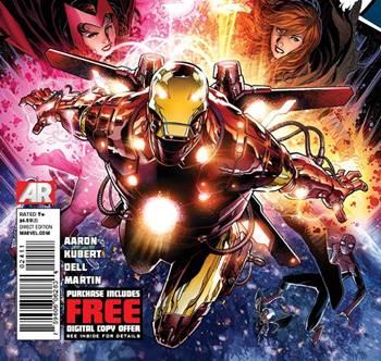 Armadura de velocidad de Iron Man