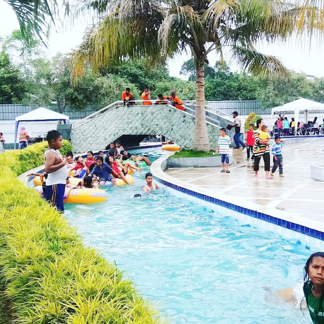 Lokasi Siantar Waterpark