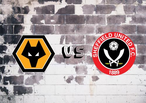 Wolverhampton Wanderers vs Sheffield United  Resumen y goles