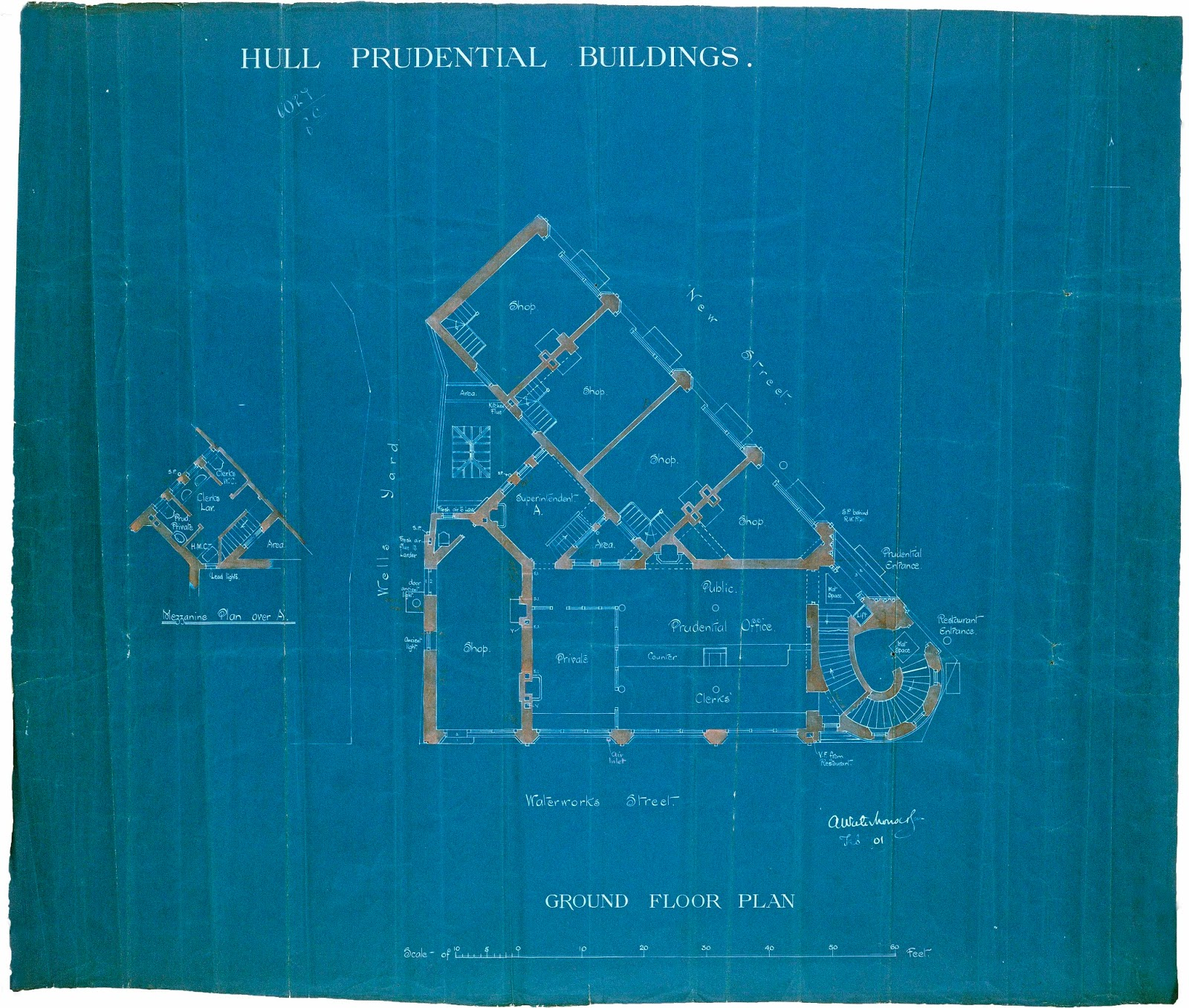 Hull History Centre: Prudential Assurance Company Limited