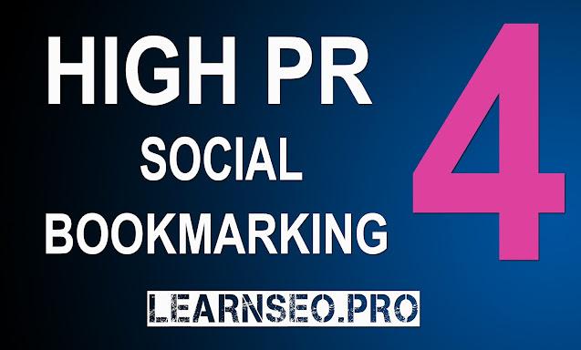 DA 40 Social Bookmarking Sites