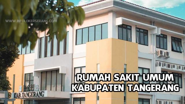 Penerimaan Pegawai Non Pegawai Negeri Sipil Pada Rumah Sakit Umum Kabupaten Tangerang Tahun 2020