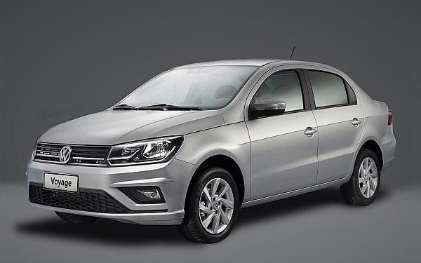 Ficha Técnica Volkswagen Voyage Comfortline (2019)