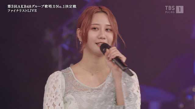 210331 第3回AKB48グループ歌唱力