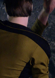TNG jumpsuit side panels