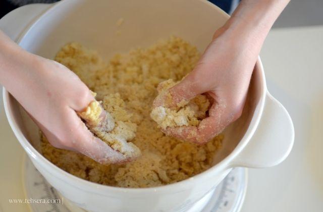 teknik pembuatan cake