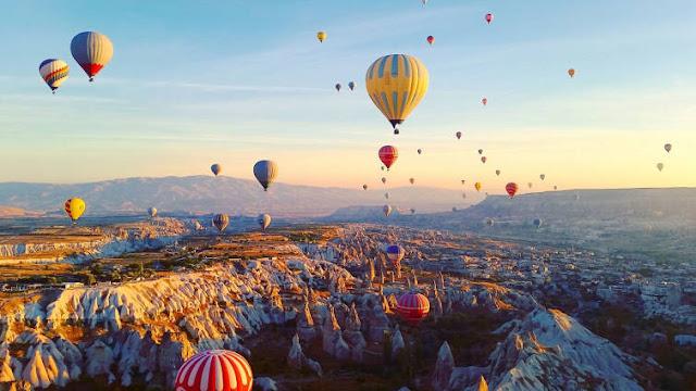 Plan Excursión Desde Estambul A Capadocia (2 Noche - 3 Días) - ActualTravel