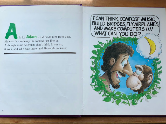 A is for Adam: The Gospel from Genesis by Ken and Mally Ham