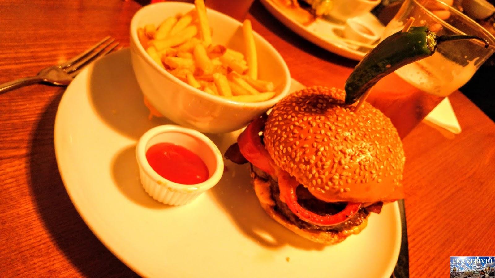 Uk Royaume Uni Manchester Burger Solita NQ