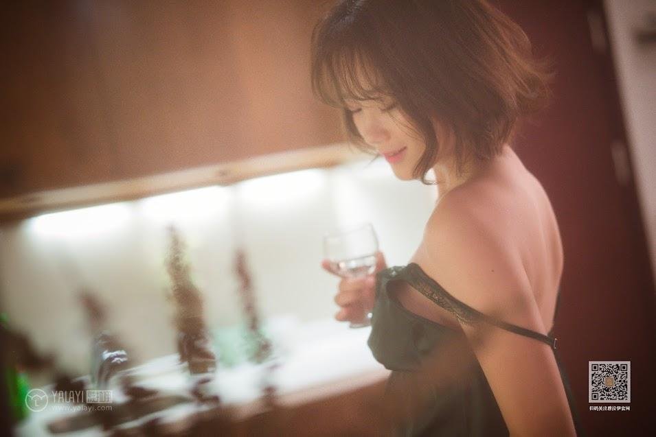 YALAYI雅拉伊 2019.09.26 No.412 特技小厨娘 良子