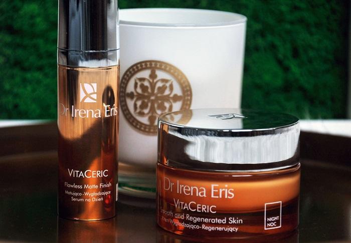 Recenzja: Dr Irena Eris VitaCeric, serum na dzień oraz regenerujący krem na noc