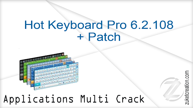Hot Keyboard Pro 6.2.108 + Patch