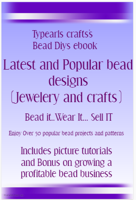 Ebook on beaded jewelry and crafts