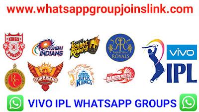 Vivo IPL WhatsApp Group Joins Link 2019