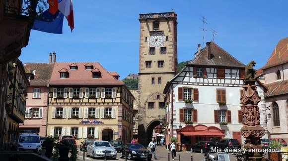 Ribeauvillé, Alsacia