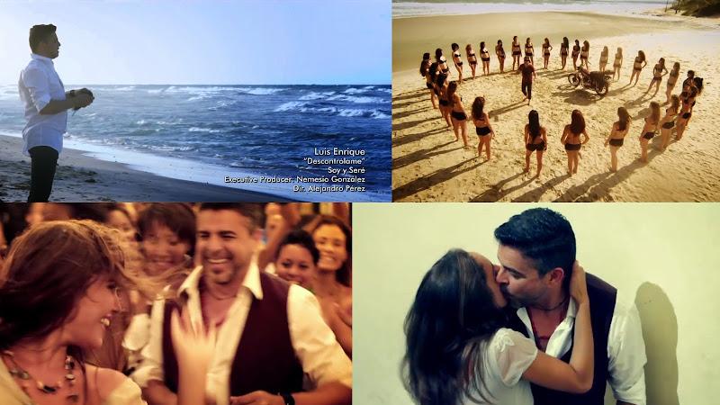 Luis Enrique - ¨Descontrólame¨ - Videoclip - Director: Alejandro Pérez. Portal Del Vídeo Clip Cubano