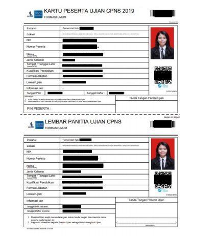 √ Petunjuk Pendaftaran Sistem Seleksi CPNS Nasional 2020 Terlengkap 69