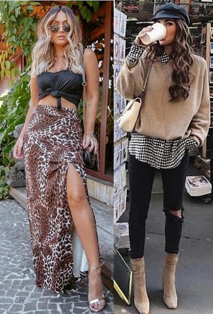 8 Regras de moda para quebrar já, Micheli Fernandes, Negin Mirsalehi
