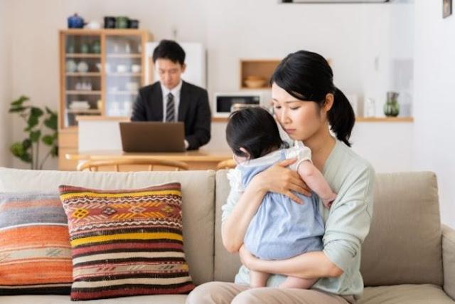I giapponesi trovano soluzioni per il...'coronadivorzio'