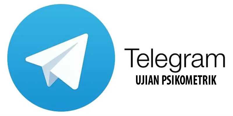 Group Telegram/Support Ujian Psikometrik SPA