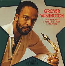 Ron S Jazz World Grover Washington Jr