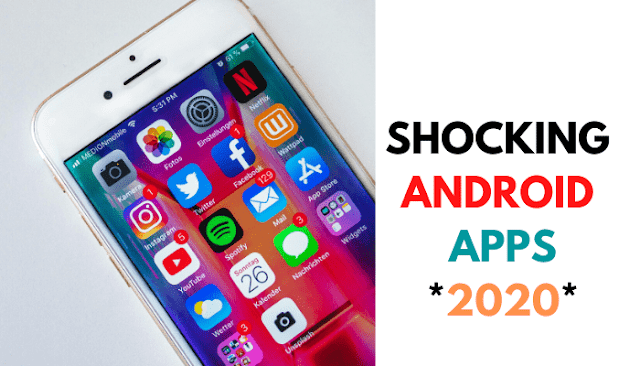 11+ Shocking Android Apps in Hindi