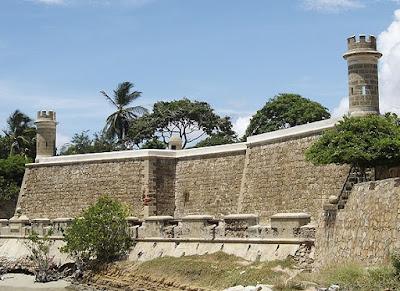 Castillo San Carlos de Borromeo Pampatar Isla Margarita