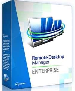 Remote Desktop Manager Enterprise 11