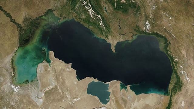 Ученые рассказали, когда испарится Каспийское море
