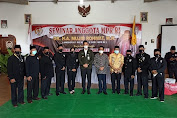Persaudaraan Setia Hati Teratai Gelar Seminar Bersama Anggota MPR RI Dr. Mujib Rohmat, M.H
