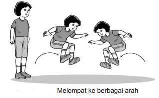 Melompat