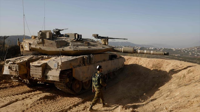 """Israel amenaza con hacer volver a El Líbano a la """"Edad de Piedra"""""""