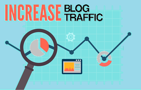 Get more traffic to your blog with three easy steps