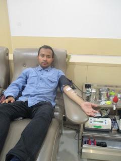 Pemuda Pendonor Darah