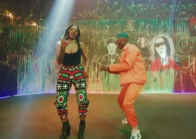 [Video] Zlatan Ft Tiwa Savage – Shotan