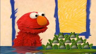 Sesame Street Elmo's World Frogs
