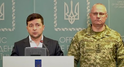 Зеленський призначив Хомчака головнокомандувачем ЗСУ.
